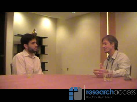 Interview with ResearchAccess